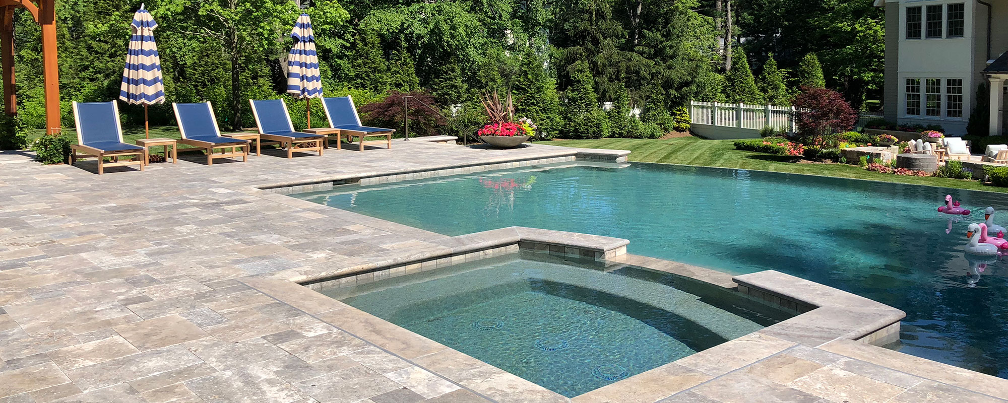 Pool and Landscape Design and Construction_New View, Inc.
